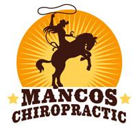 mancos chiropractic the daily zu logo